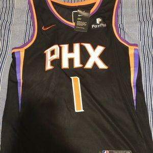 NWT Phoenix Suns #1 Devin Booker Jersey